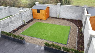 Artificial-grass-project-Limerick