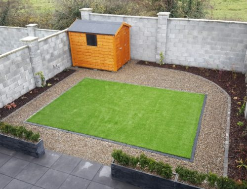 Some Artificial Grass Projects