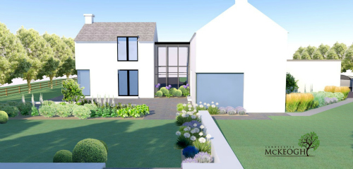 back garden design in limerick
