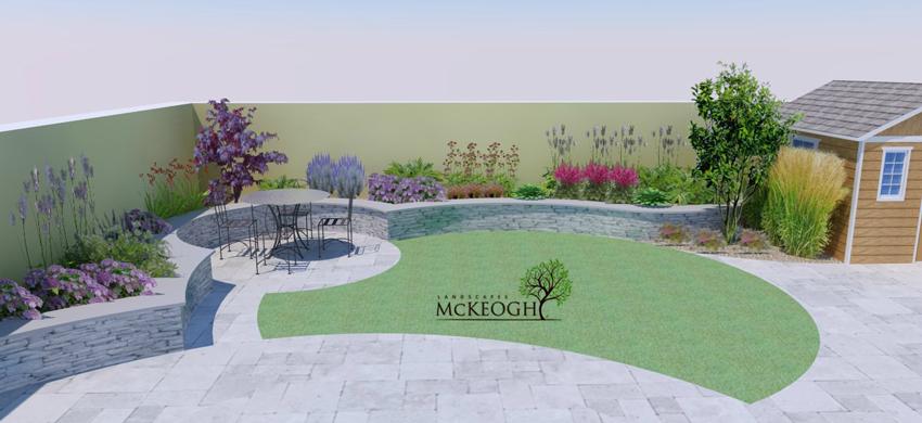 Garden Design plans Limerick