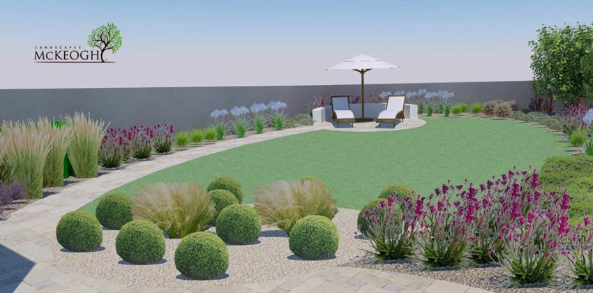 Landscaping Limerick garden design