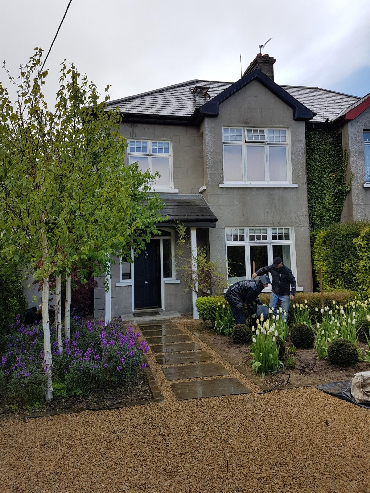 front-driveway-design-planting-limerick