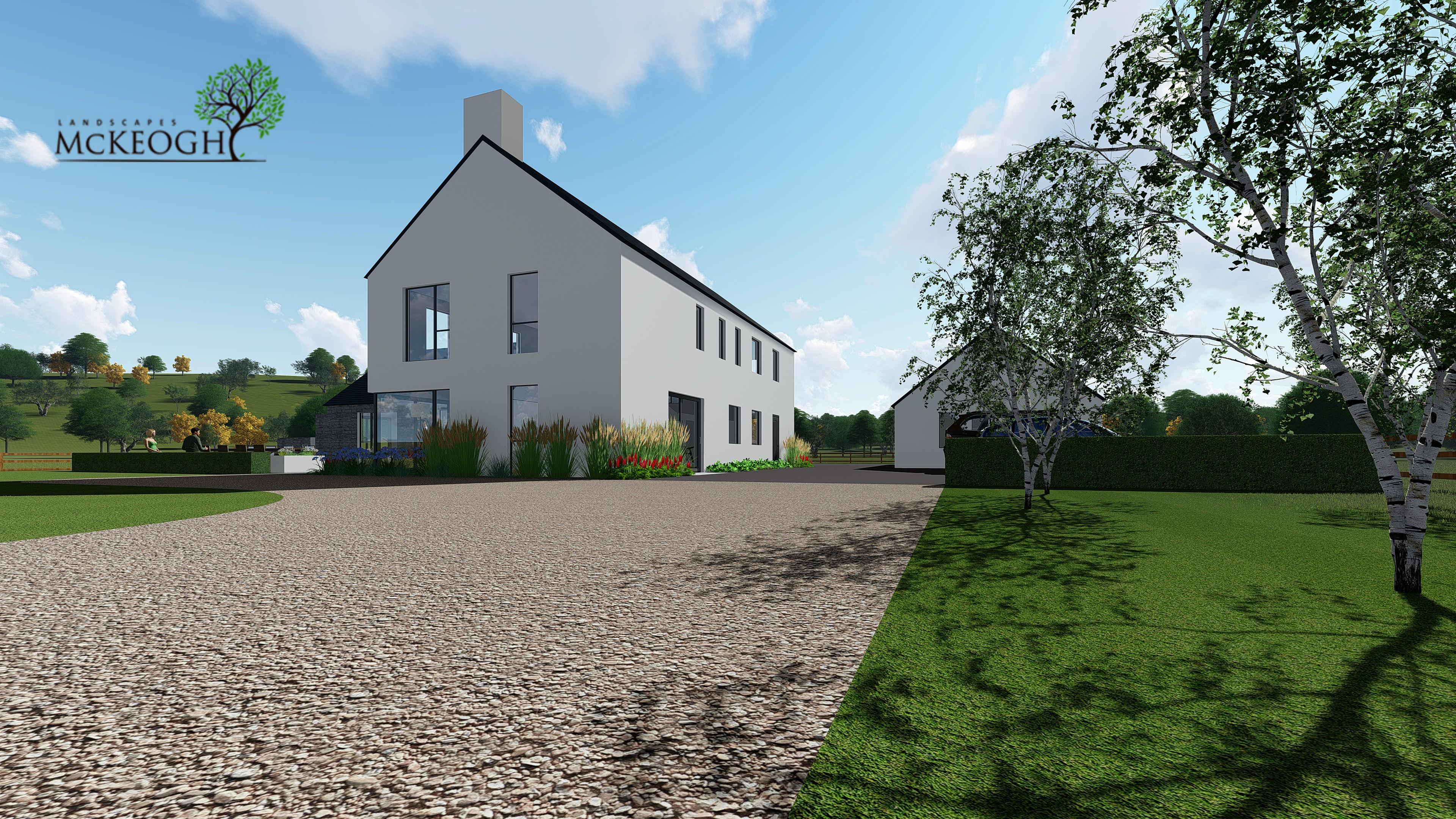 gravel-driveway-design-ennis-clare-landscaper