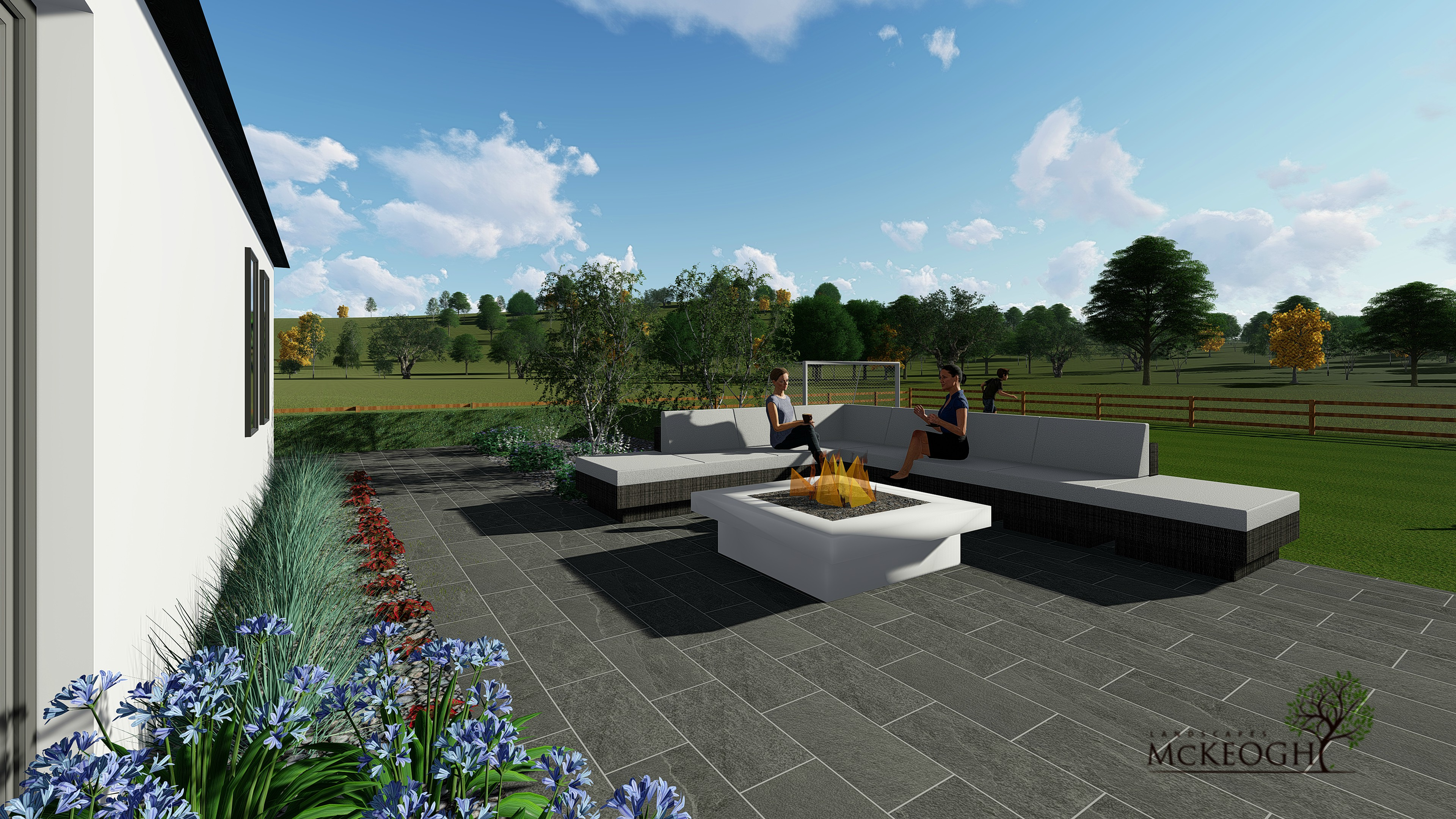 outdoor-seating-firepit-patio-Ennis