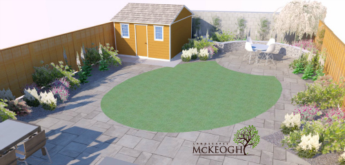 Garden Design in Nenagh, Co Tipperary