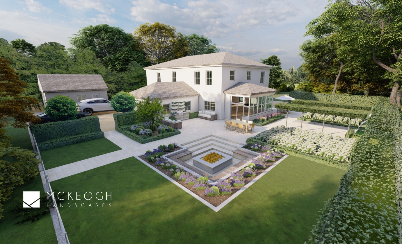 Garden-designed-by-Cathal-McKeogh-in Co. Limerick