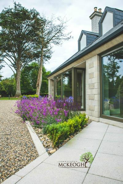 Large Landscape Design & Build in Adare, Co. Limerick