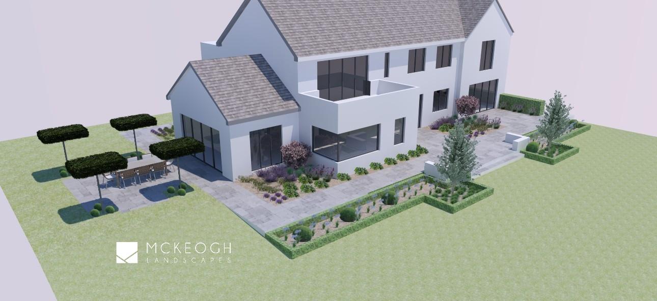 Garden design plans Co. Limerick