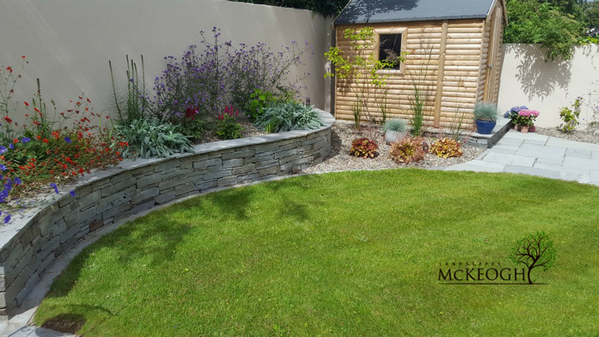 Raheen limerick mckeogh landscapes for Garden rooms limerick