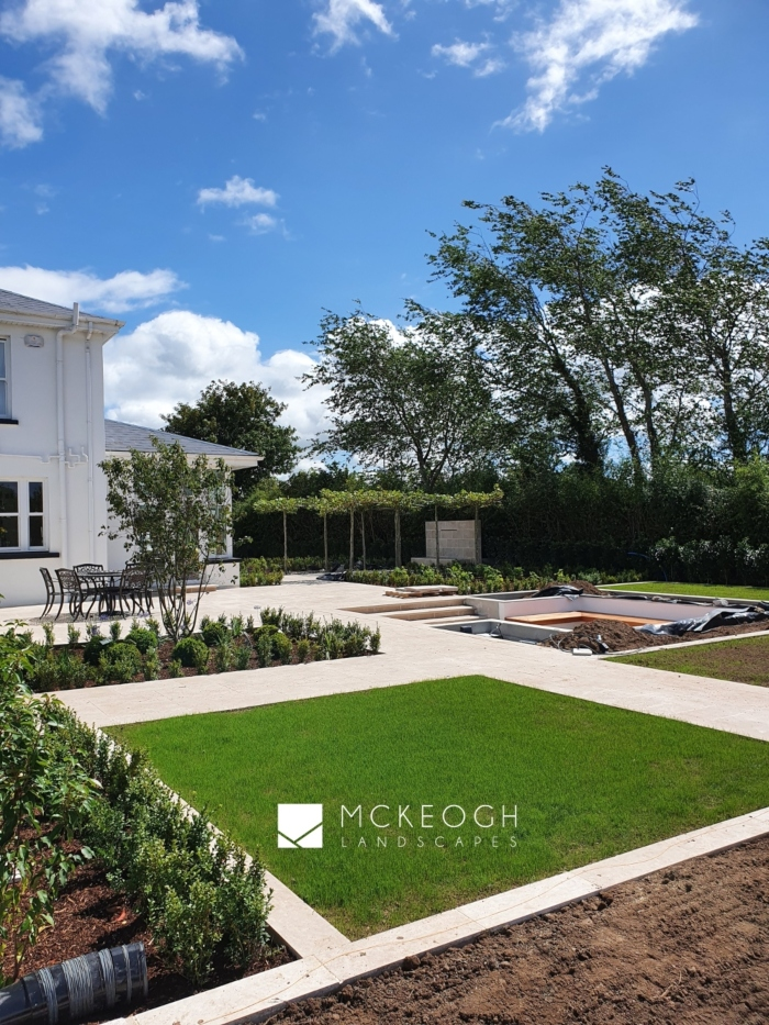 Garden design and landscaping in Ballyclough Limerick