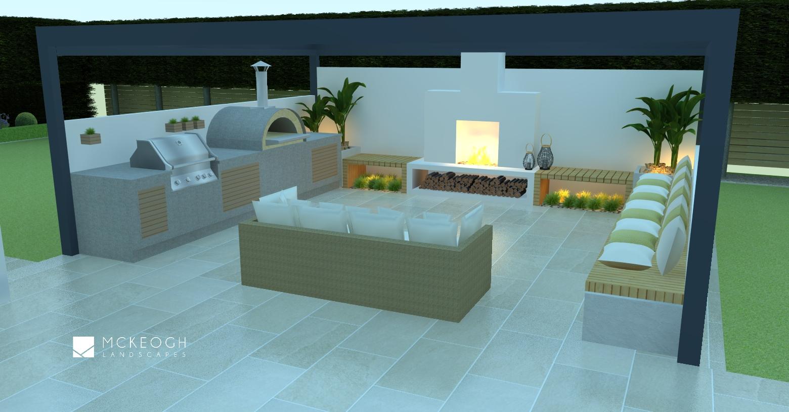 Outdoor-kitchen-design-Limerick