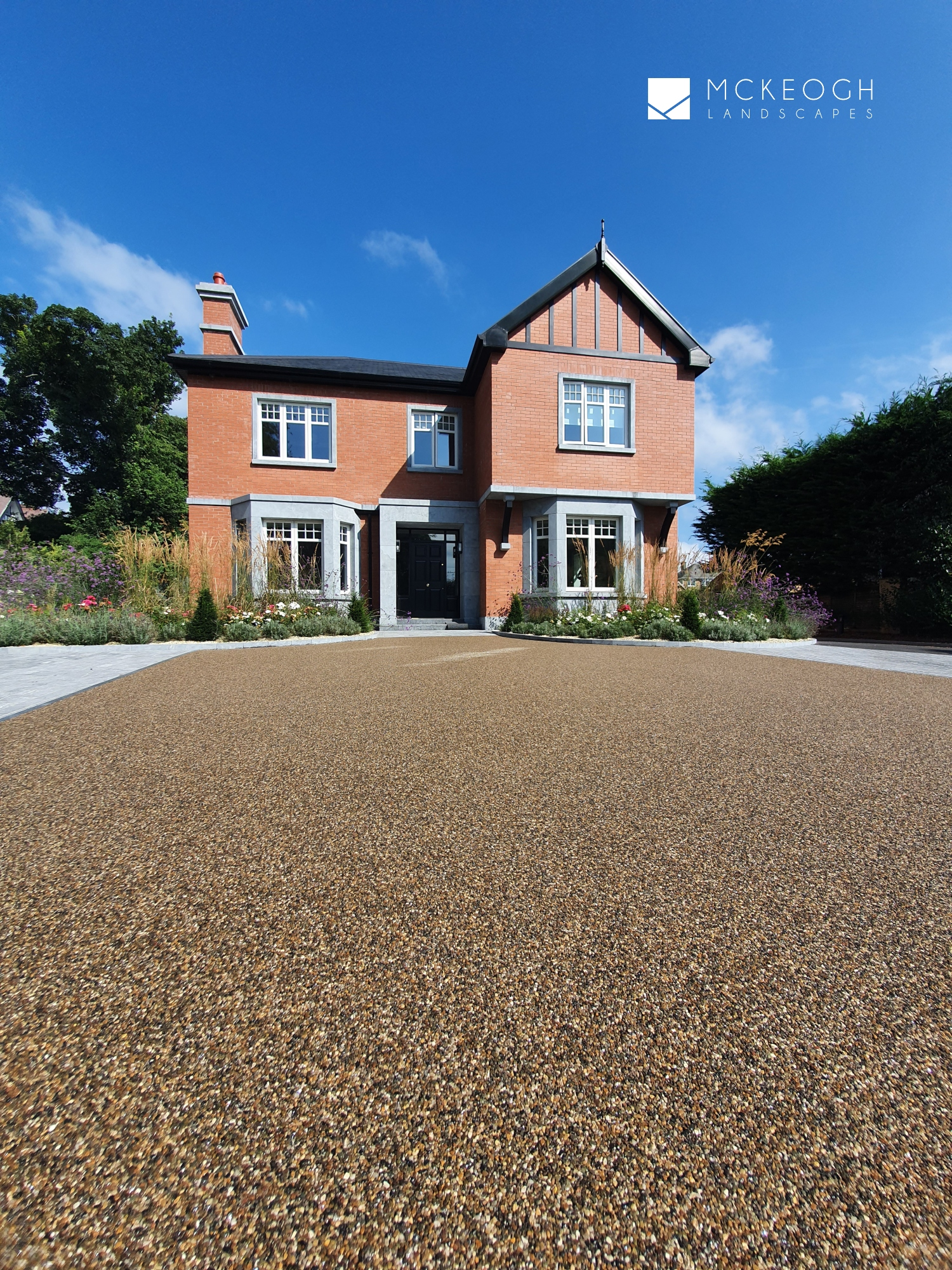 Limerick city period home with resin bound surface driveway