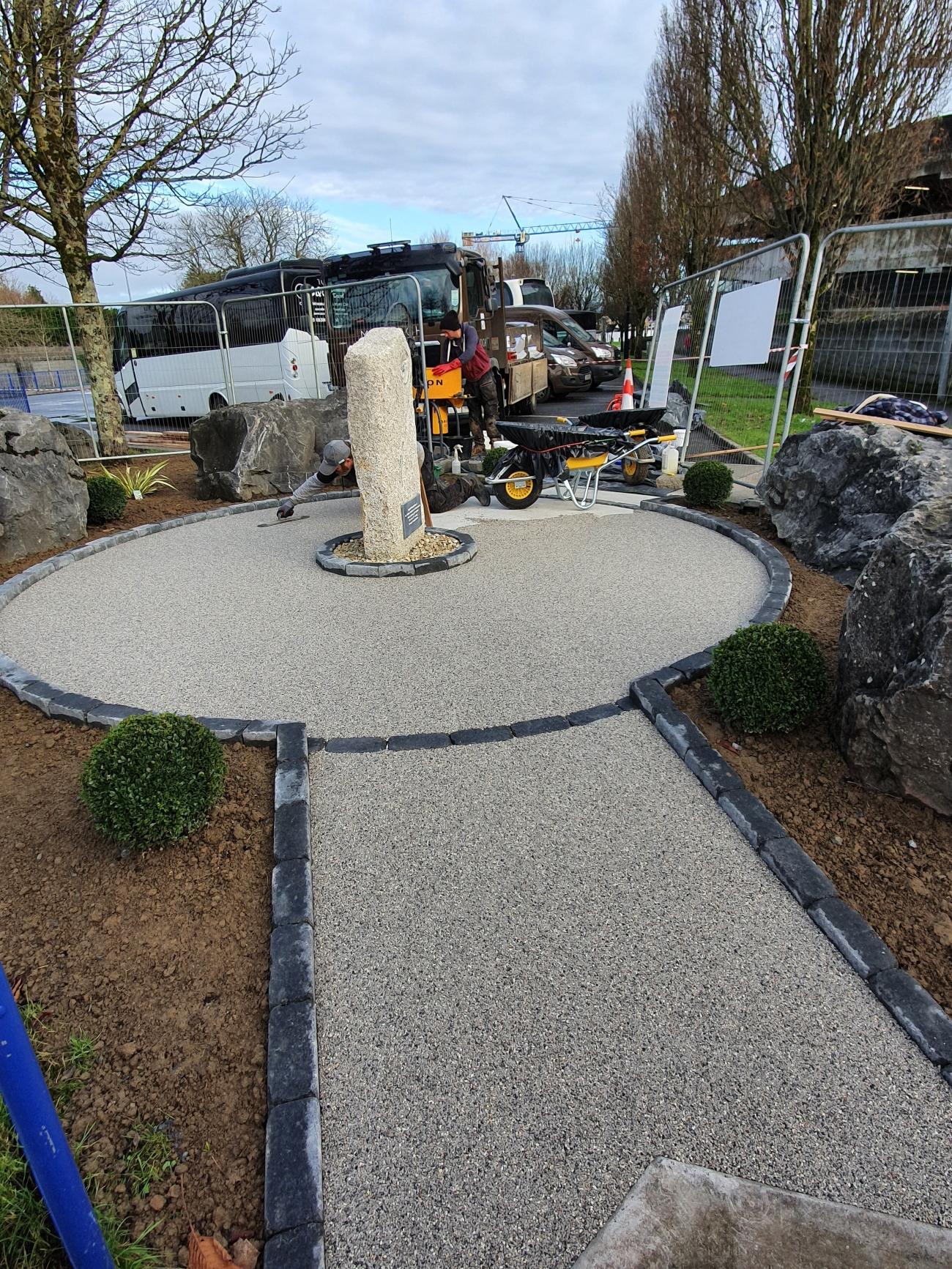 Resin-bound-gravel-pathway-Ennis