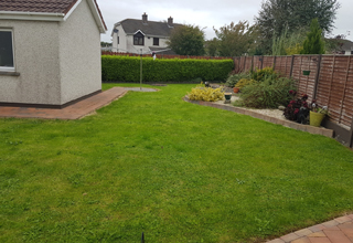Artificial Grass preparation - McKeogh Landscapes