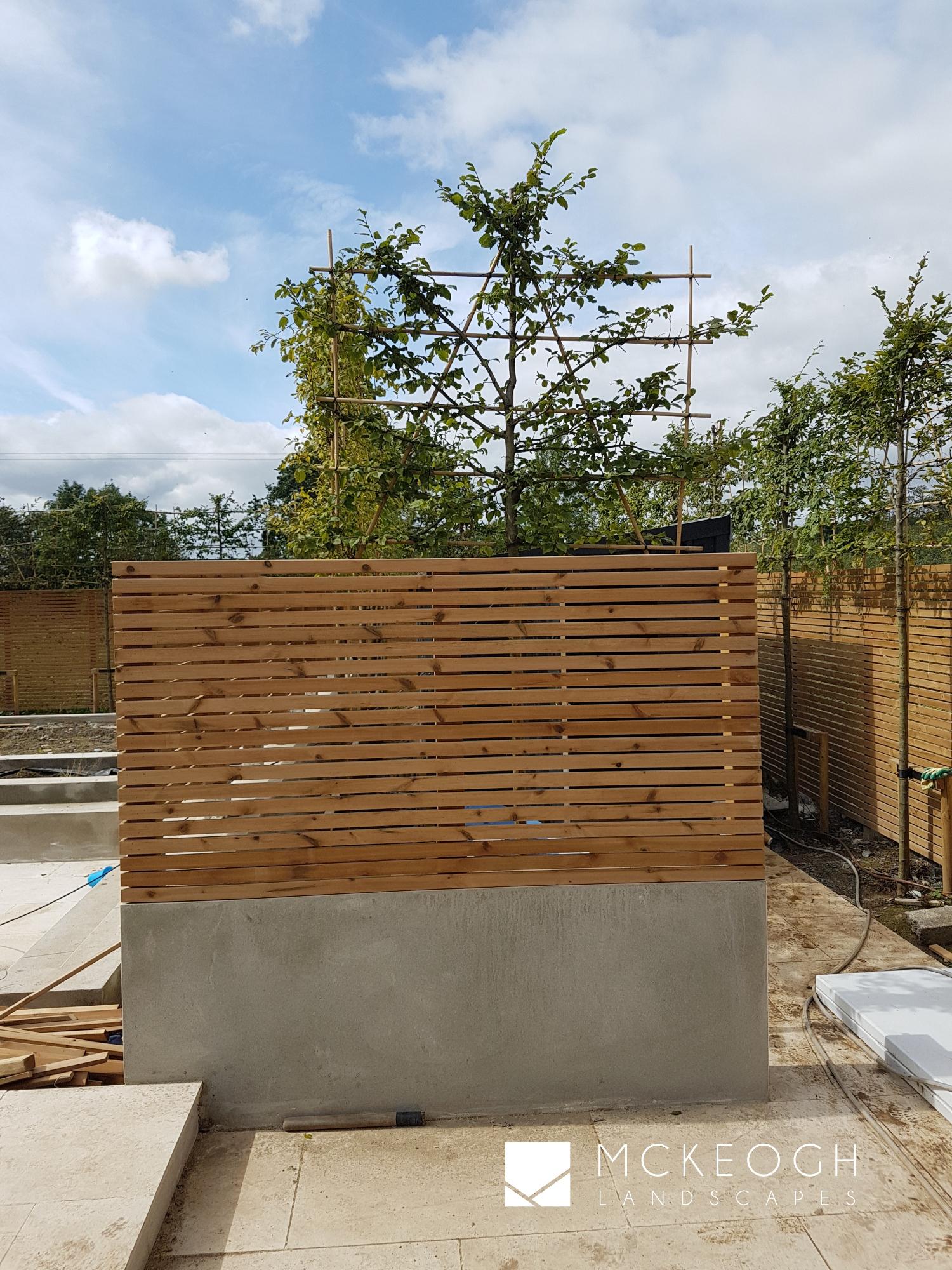 garden-timber-fence-limerick