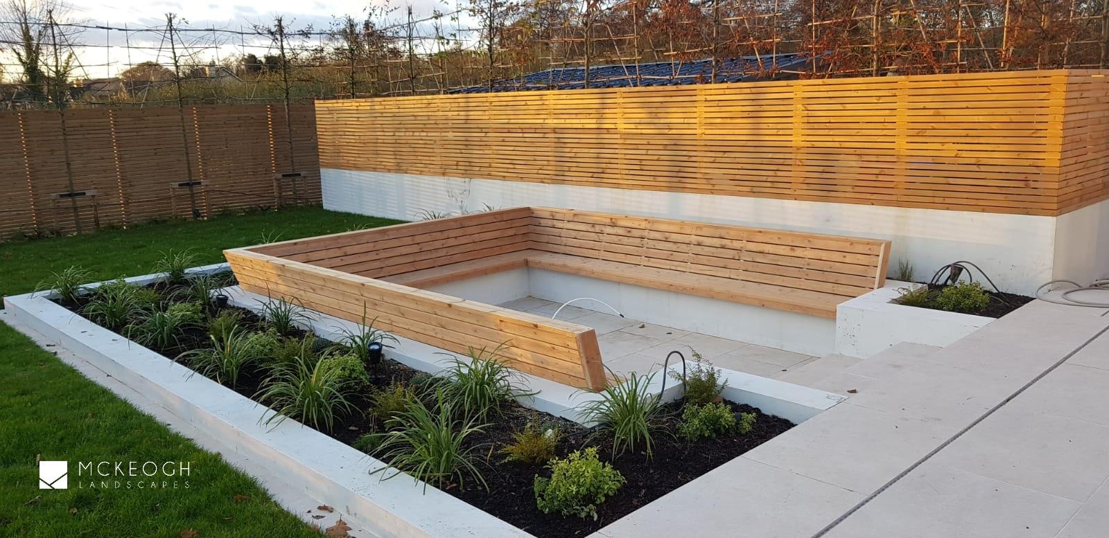 sunken-firepit-timber-bench-limerick
